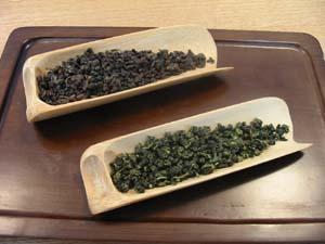 陳年凍頂烏龍茶